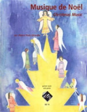 Musique de Noël - Partition - Guitare - laflutedepan.com