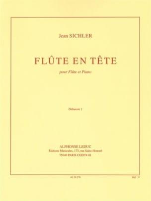 Flûte en tête Jean Sichler Partition Flûte traversière - laflutedepan