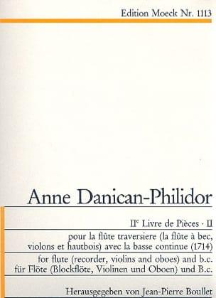 2ème Livre de pièces - Volume 2 - Flûte Bc - laflutedepan.com