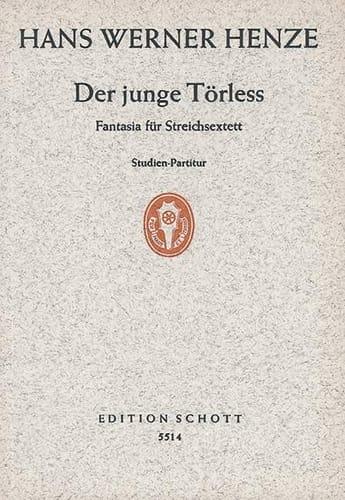 Der Junge Törless - Streichsextett - laflutedepan.com
