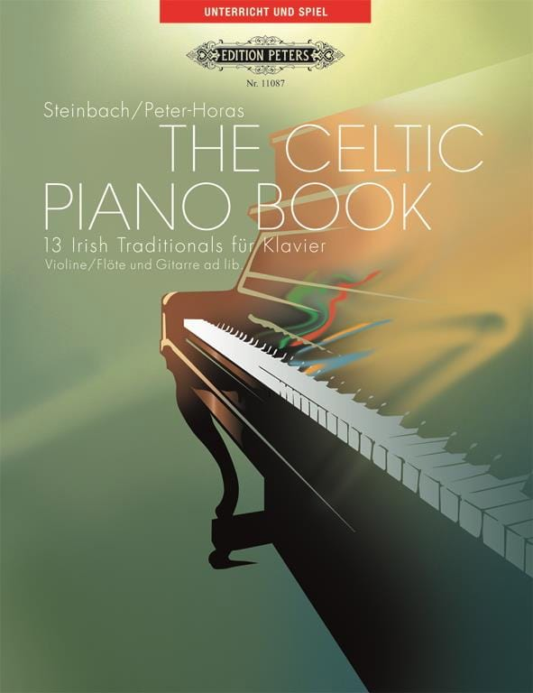 The Celtic Piano Book - laflutedepan.com