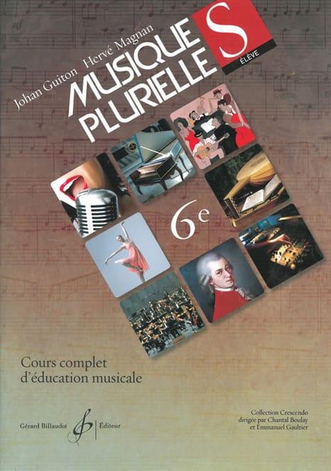 Musiques Plurielles - 6ème - Elève - laflutedepan.com