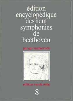 Symphonie n° 8 - Conducteur BEETHOVEN Partition laflutedepan