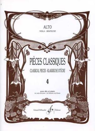 Pièces Classiques Volume 4 Frédéric Lainé Partition laflutedepan
