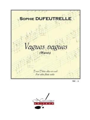 Vagues Vagues - Flûte alto en sol Sophie Dufeutrelle laflutedepan
