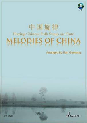 Melodies Of China - Flûte - Traditionnel - laflutedepan.com