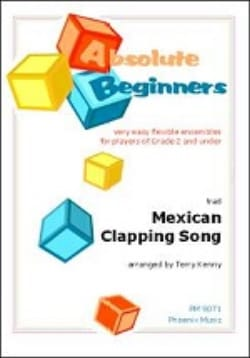 Mexican Clapping Song Traditionnel Partition ENSEMBLES - laflutedepan