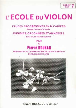 Pierre Doukan - The Violin School Volumen 7 - Partition - di-arezzo.es