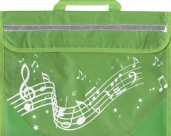 Cartable à Musique - Vert Accessoire Accessoire laflutedepan