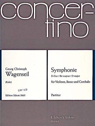 Symphonie D-Dur - Partitur - laflutedepan.com