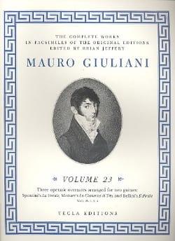 The Complete Works Vol.23 - Mauro Giuliani - laflutedepan.com