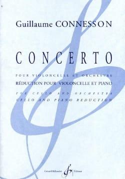 Concerto pour Violoncelle CONNESSON Partition laflutedepan