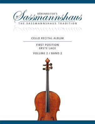 Cello Recital Album Vol. 2 - Violoncelle et piano laflutedepan