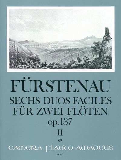 6 Duos faciles op.137 - Volume 2 - laflutedepan.com