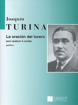 La Oracion Del Torero - Conducteur TURINA Partition laflutedepan