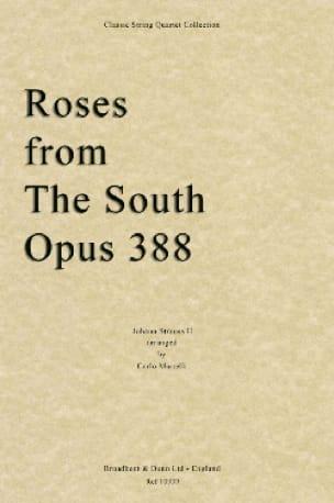 Roses From The South - String Quartet - laflutedepan.com