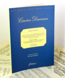 Manuscrit Rost -Volume 1 Partition Trios - laflutedepan