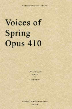 Voices Of Spring Op.410 - String Quartet laflutedepan