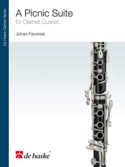 A Pic-Nic Suite - Clarinet quartet Johan Favoreel laflutedepan