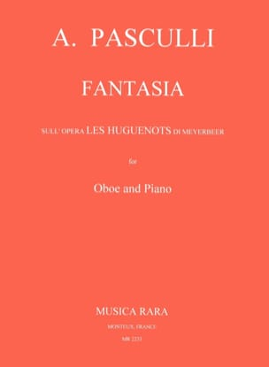 Fantasia sull'opera Les Huguenots di Meyerbeer laflutedepan