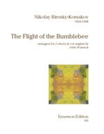 The flight of the bumblebee - 2 Oboes cor anglais - laflutedepan.com