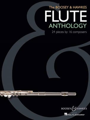 The Boosey & Hawkes Flute Anthology Partition laflutedepan