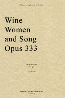 Wine, Women And Song - String Quartet laflutedepan