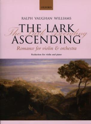 The Lark Ascending WILLIAMS VAUGHAN Partition Violon - laflutedepan