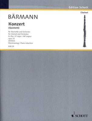 Klarinetten-Konzert Es-Dur op. 23 laflutedepan