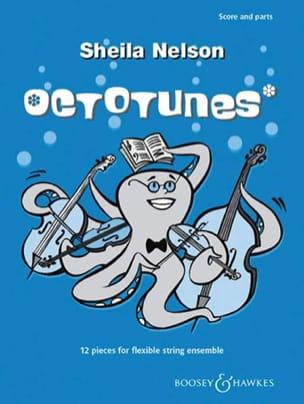 Octotunes Sheila M. Nelson Partition Violon - laflutedepan