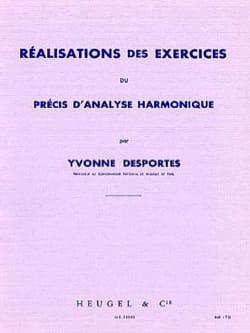 Réalisations des Exercices du Précis d'Analyse Harmonique laflutedepan
