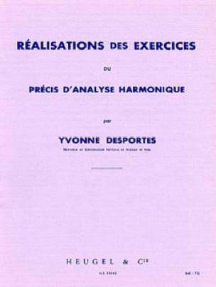 Réalisations des Exercices du Précis d'Analyse Harmonique - laflutedepan.com