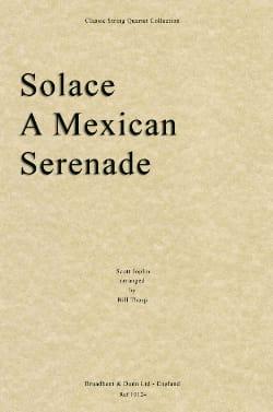 Solace - String quartet JOPLIN Partition Quatuors - laflutedepan