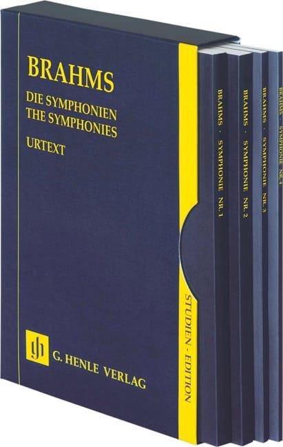 Les Symphonies - 4 volumes réunis dans un Coffret - laflutedepan.com