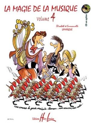 Elisabeth LAMARQUE et Marie-José GOUDARD - La magia de la música - Volumen 4 - Partition - di-arezzo.es