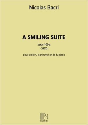 A Smiling Suite - Trio Violon, Clarinette et piano laflutedepan