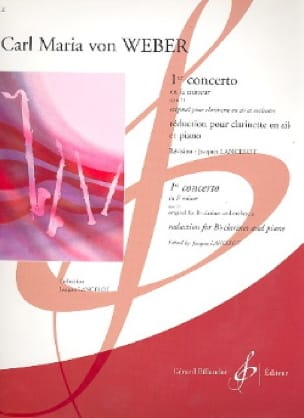 Concerto N° 1 Fa Mineur Op. 73 - laflutedepan.com