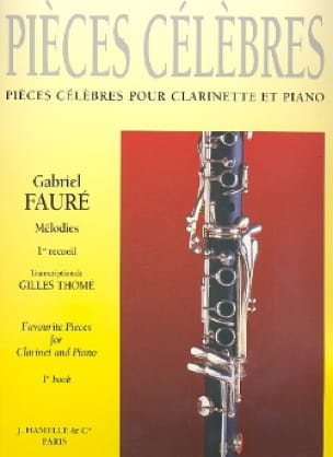 Pièces célèbres - Vol 1 - laflutedepan.com