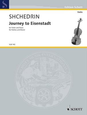 Journey To Eisenstadt - Rodion Shchedrin - laflutedepan.com