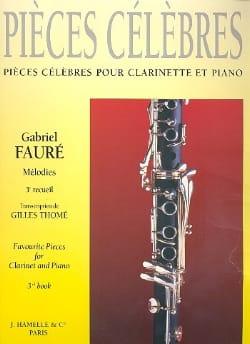 Pièces célèbres - Volume 3 - laflutedepan.com