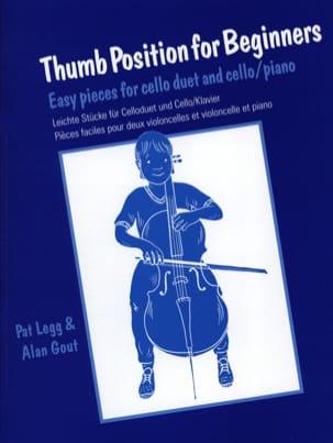 Thumb position for beginners Legg Pat / Gout Alan laflutedepan