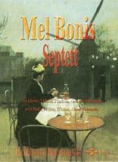 Septett - 2 Flûtes, Piano et Quatuor à Cordes Mel Bonis laflutedepan