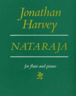 Nataraja Jonathan Harvey Partition Flûte traversière - laflutedepan