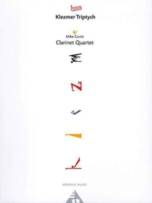 Klezmer Triptych Mike Curtis Partition Clarinette - laflutedepan