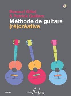 Méthode de Guitare Récréative laflutedepan