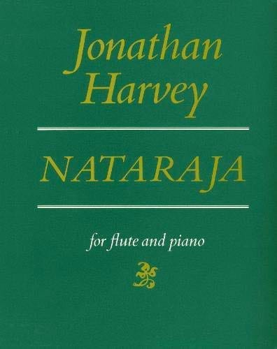 Nataraja - Jonathan Harvey - Partition - laflutedepan.com