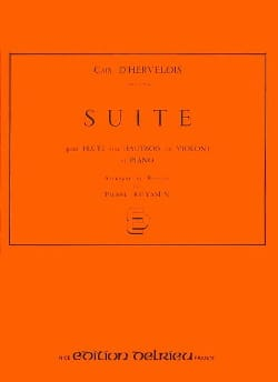Suite - Flûte ou violon ou hautbois et piano laflutedepan