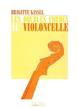 Les doubles cordes au violoncelle Brigitte Kissel laflutedepan