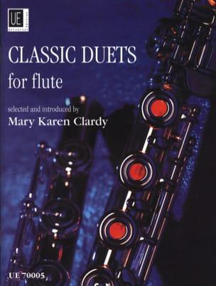 Classic Duets for Flute Partition Flûte traversière - laflutedepan