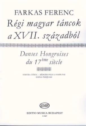 Danses Hongroises Anciennes du 17ème Siècle - laflutedepan.be